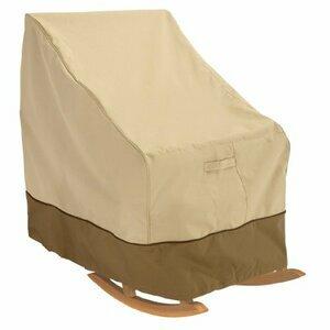 Classic Accessories Veranda Patio Rocking Chair Cover, Medium