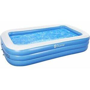 Duerer Inflatable Swimming Pools 300cm x 182cm x 56cm