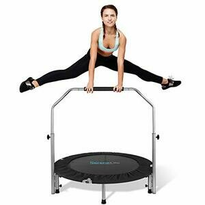 """SereneLife Portable & Foldable Trampoline - 40"""""""