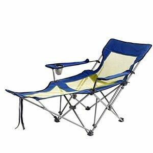 Outdoor Camping Chair (Blue)