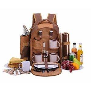 apollo walker 4 Person Picnic Backpack