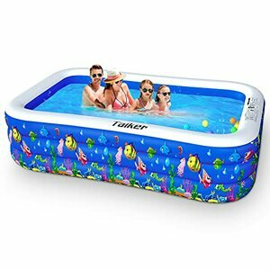 Taiker Inflatable Family Swimming Pools