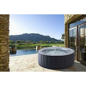 MSpa Silver Cloud 2021 Edition Luxury Portable Hot Tub Spa  - For 4
