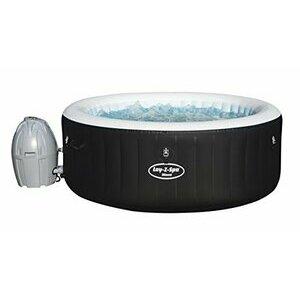 Lay-Z-Spa 54123-BNNX16AB02 Miami Hot Tub - Black