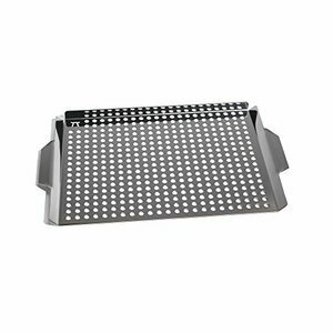 OUTSET Stainless Steel Large Grill Grid, Metallic