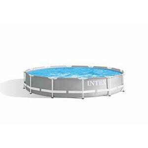 Intex 12Ft X 30In Prism Metal Frame Swimming Pool