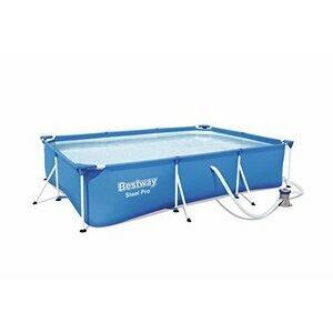 Bestway Steel Pro Swimming Pool Set - 300 x 201 x 66 cm