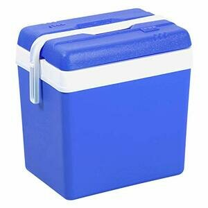 Guaranteed4Less Cooler Box Large 24L Insulated Camping Drinks Ice Travel Festival Beach Picnic (Cool Box)