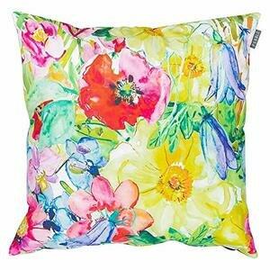 Bean Bag Bazaar Art Deco Outdoor Cushion, Pack of 4, 43cm