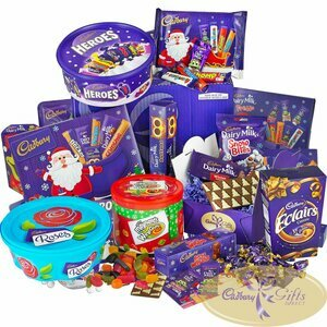 Cadbury's Christmas Hamper