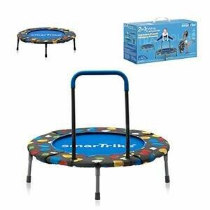 smarTrike Unisex Baby Children's Trampoline, blue