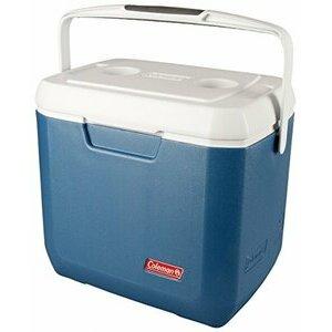 Coleman Xtreme 28QT Cooler Box - Blue/White