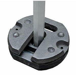 12kg Gazebo Steel Weights for Gazebos (set of 2)