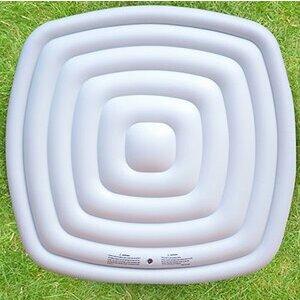 MSpa Hot Tub Jacuzzi Heat Preserver & Rain Outflow Bladder (White)
