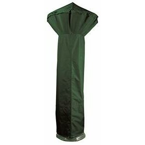 Bosmere Protector 6000 Dark Green Round Patio Heater Cover - Green
