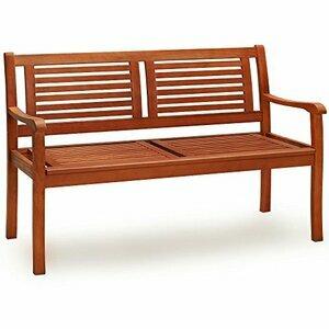Deuba 2-seater garden Bologna bench