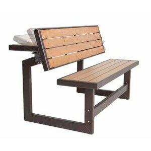 Lifetime Convertible Bench Table - 140 cm Long