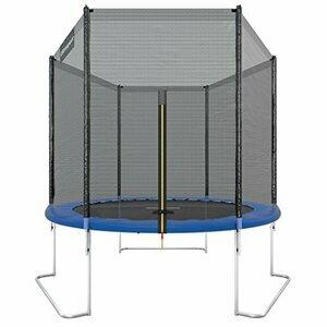 Ultrasport Outdoor Garden Jumper, Trampoline Complete Set