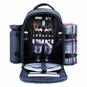 apollo walker Picnic Backpack Bag for 2
