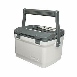 Stanley Double Wall Foam Insulated Chest Cooler - Polar White, 6.6L