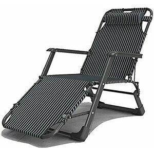 Zero gravity folding garden chair