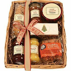 Luxury Christmas Gift Basket from Fosters Traditional Foods