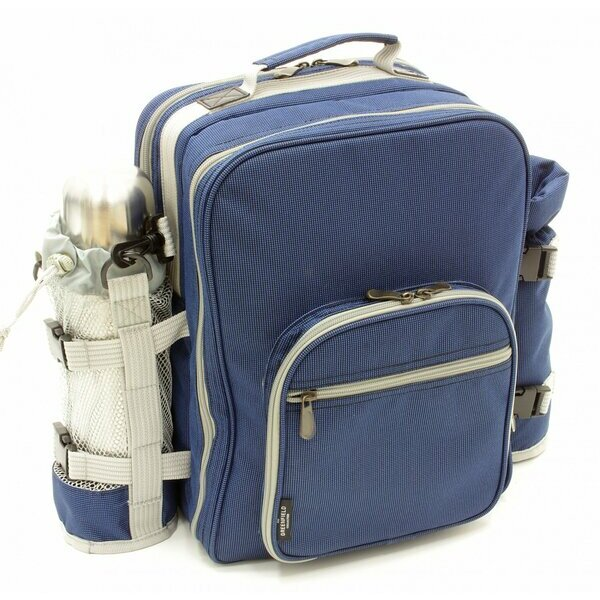 Greenfield Collection Deluxe 2 Person Picnic Rucksack