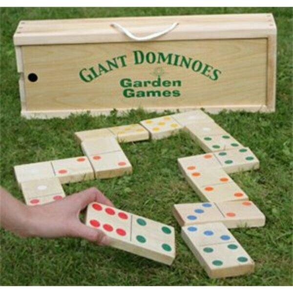 Giant Garden Domino Set