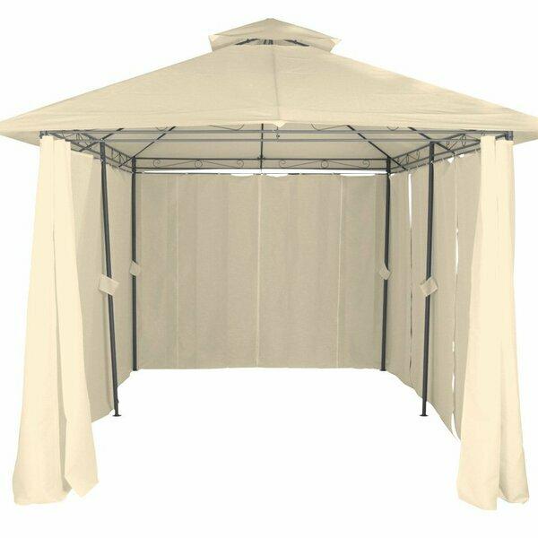 Premium Steel Framed 'Pavilion' Garden Gazebo