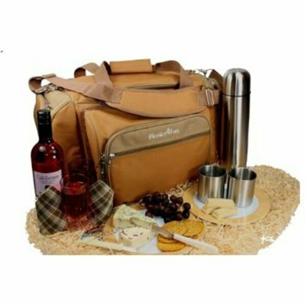 Picnic Holdall Set for 4 people