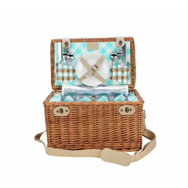 Optima Gordon Picnic Basket for Two
