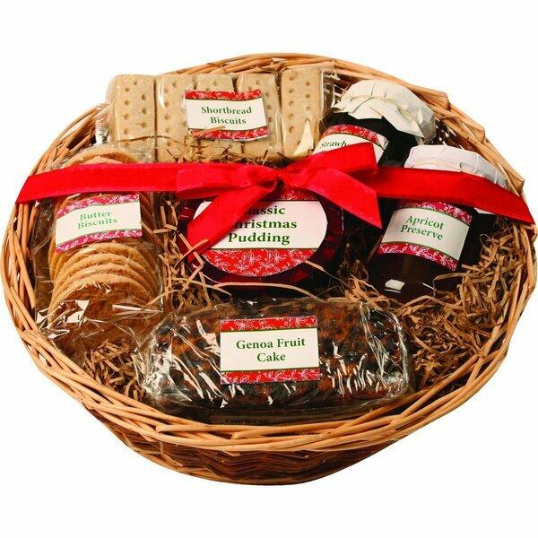 The Christmas Collection Basket